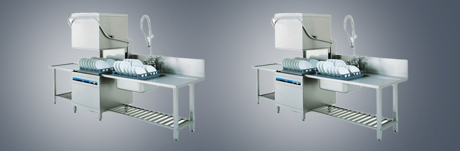 Cart And Trolley Washers